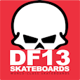 DF13 Skateboards Winter Wear Custom Shirts & Apparel