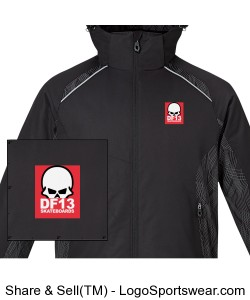 DF13 Insulated Jacket Design Zoom