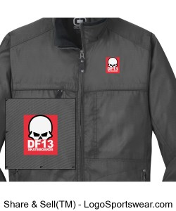 DF13 Men's Quarry Jacket Design Zoom